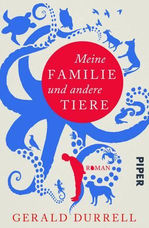 Meine Familie und andere Tiere Book Cover