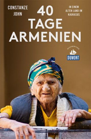 40 Tage Armenien Book Cover