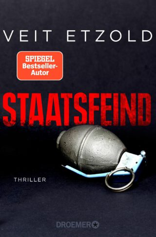 Staatsfeind Book Cover