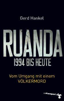 Ruanda - 1994 bis heute Book Cover