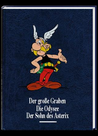 Asterix - Die Gesamtausgabe 9 Book Cover