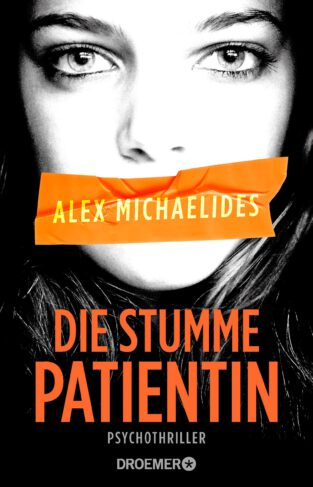 Die stumme Patientin Book Cover