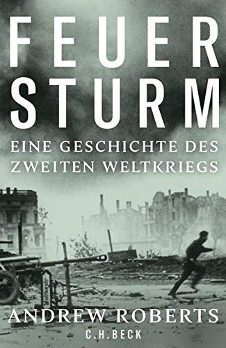 Feuersturm Book Cover
