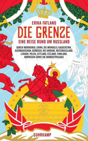 Die Grenze Book Cover