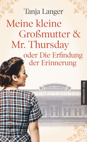 Meine kleine Großmutter & Mr. Thursday Book Cover