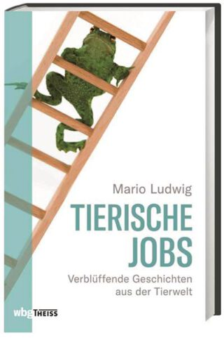 Tierische Jobs Book Cover