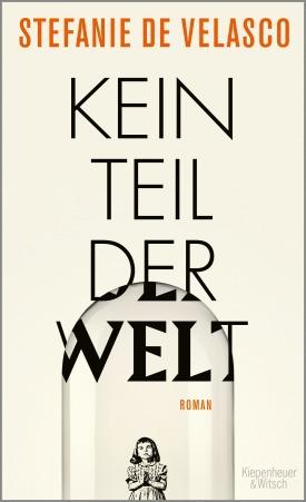 Titel: Kein Teil der Welt Book Cover