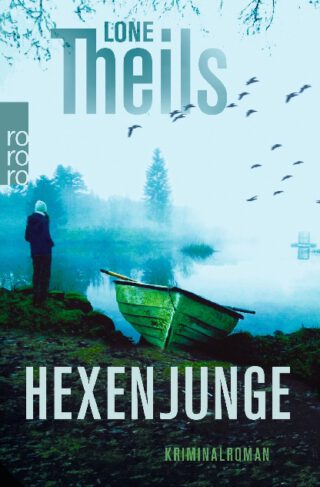 Hexenjunge Book Cover