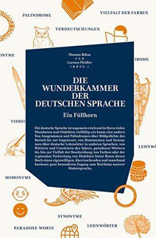 Die Wunderkammer der deutschen Sprache Book Cover