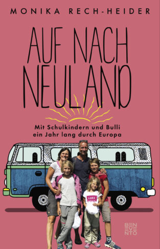 Auf nach Neuland Book Cover