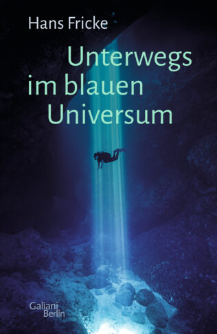 Unterwegs im blauen Universum Book Cover