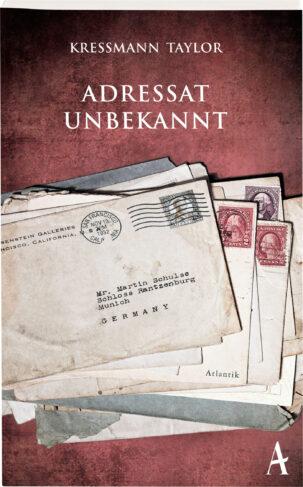 Adressat unbekannt Book Cover