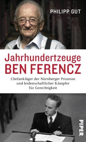 Jahrhundertzeuge Ben Ferencz Book Cover
