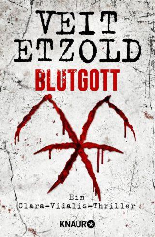 Blutgott Book Cover