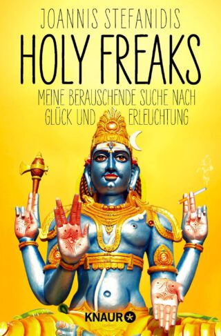 Holy Freaks Book Cover