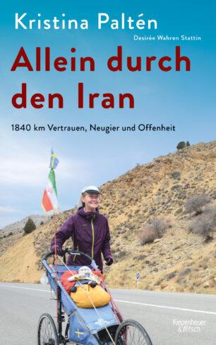 Allein durch den Iran Book Cover