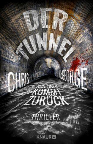 Der Tunnel - Nur Einer kommt zurück Book Cover