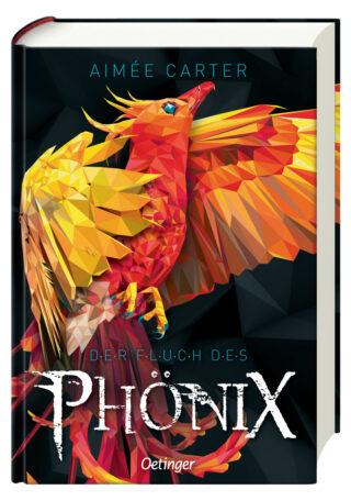 """Aimee Carter """"Der Fluch des Phönix"""", erschienen bei Oetinger."""