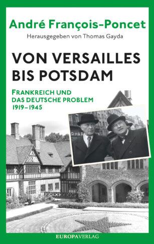 Von Versailles bis Potsdam Book Cover