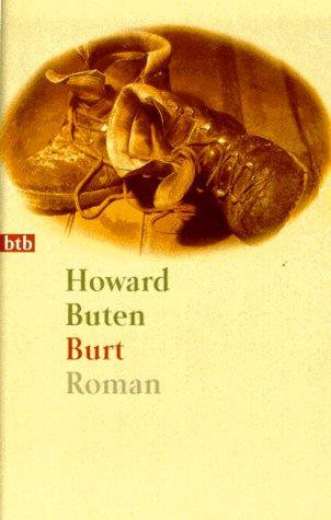 Burt Book Cover
