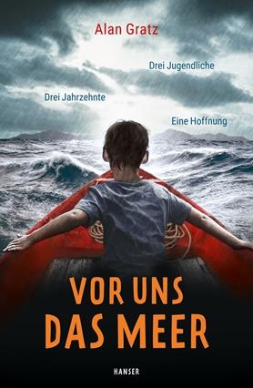Vor uns das Meer Book Cover