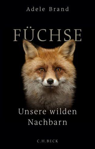 """Adele Brand über """"Füchse - Unsere wilden Nachbarn"""", erschienen bei C.H. Beck."""