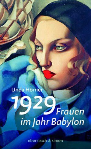 1929 - Frauen im Jahr Babylon Book Cover