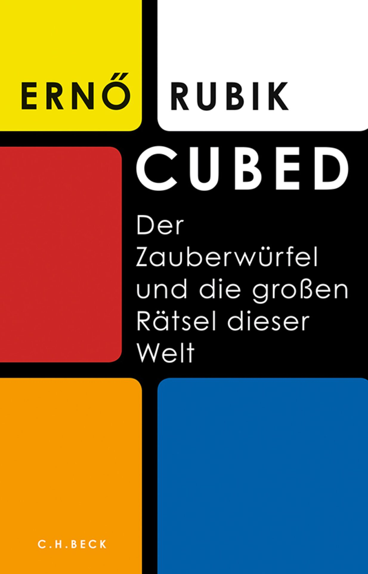 Cubed Book Cover