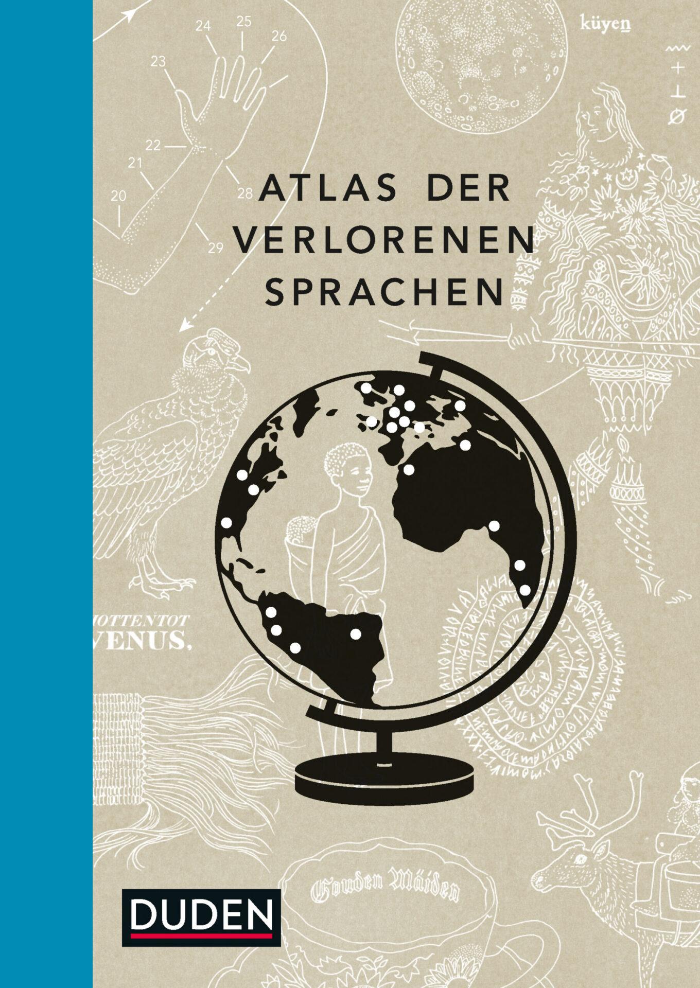 Atlas der verlorenen Sprachen Book Cover