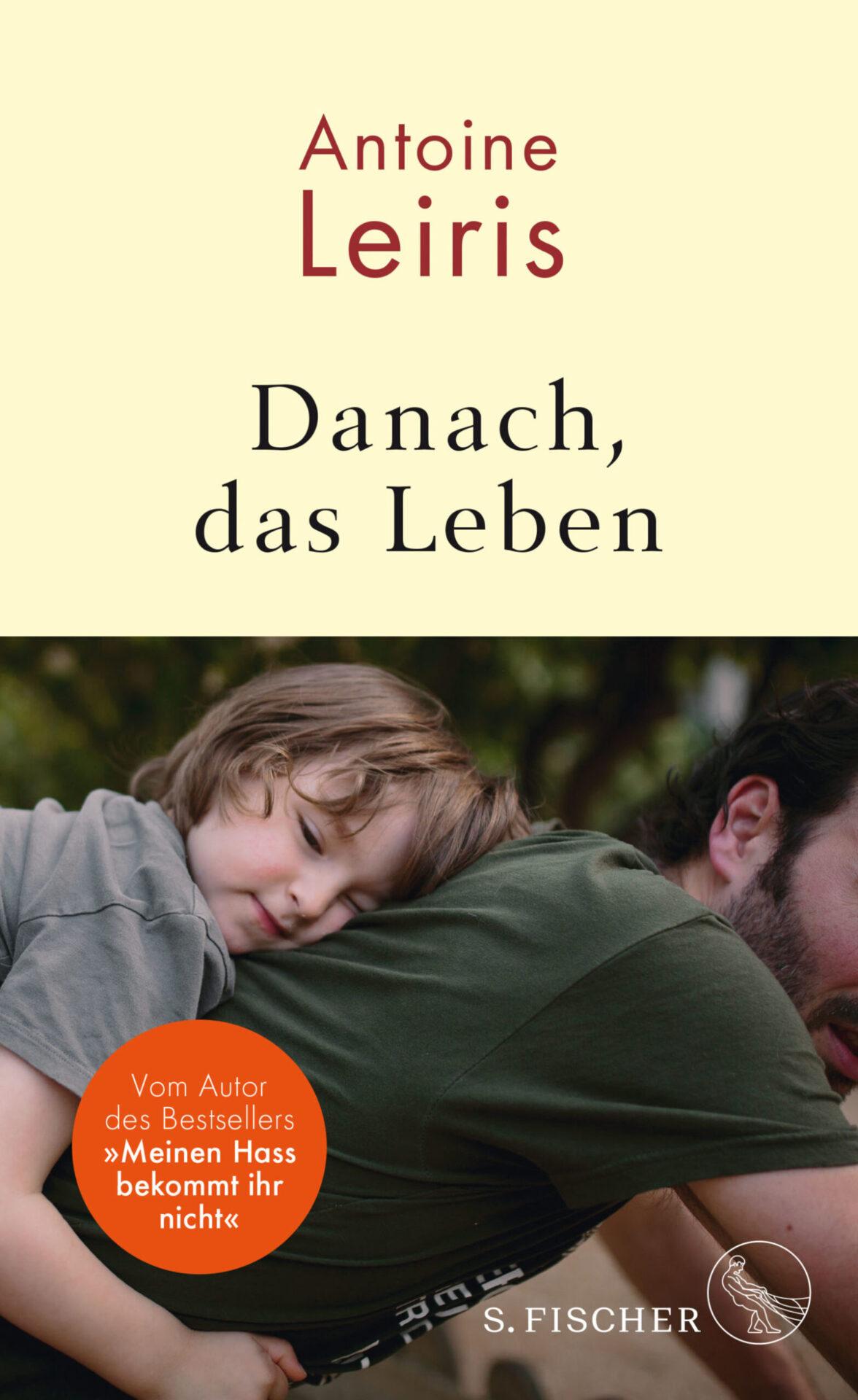 Danach, das Leben Book Cover